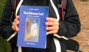 """Libro dal quale abbiamo tratto le notizie, """"Don Salvatore Luzi, parroco e umanista"""" di Claudia Medori"""