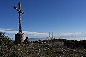 La croce di Monte Piglio