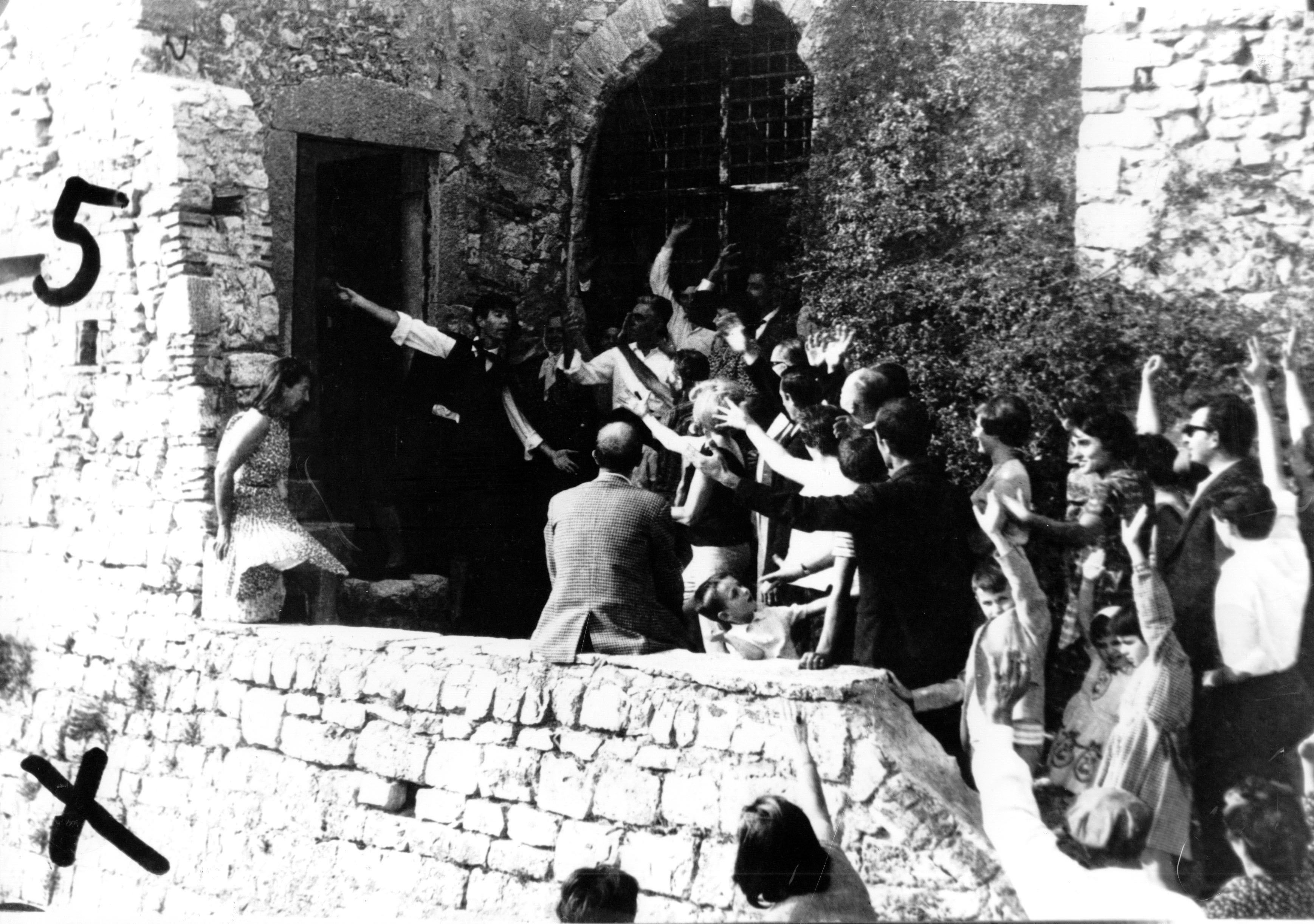 Rappresentazione nel Castello del Poggio