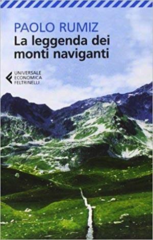 La leggenda dei monti naviganti, Paolo Rumiz