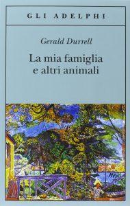 La mia famiglia e altri animali, Gerald Durrell