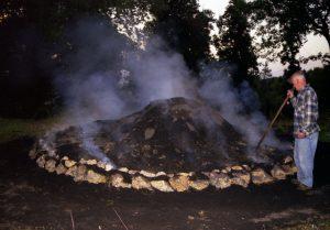 Lo smantellamento della carbonaia