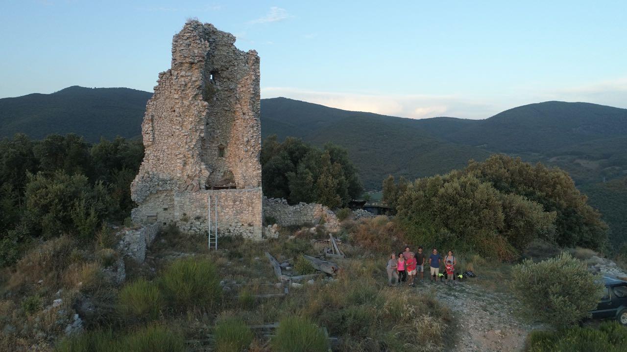 Torre di Guardea Vecchia