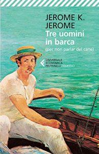 Tre uomini in barca, Jerome K. Jerome
