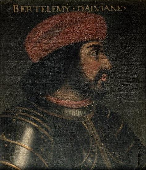 Ritratto di Bartolomeo d'Alviano